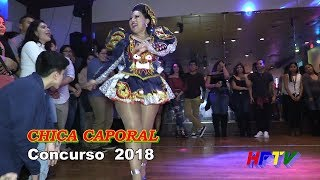 3er. Lugar - Concurso CHICA CAPORAL 2018