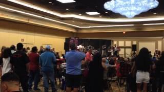 Grupo Alamo Tu Juguete Live Tejano Convention Las Vegas 2014