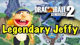 SML Jeffy in Dragon Ball Xenoverse 2 Parody