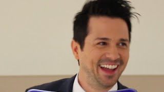 20 QUESTIONS with Freddy Rodriguez    STEVE HARVEY