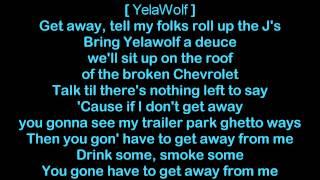 Yelawolf ft. Shawty Fatt & Mystikal - Get Away [HQ & Lyrics]