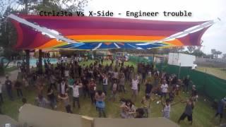 Ctrlz3ta Vs X-Side - Engineer Trouble
