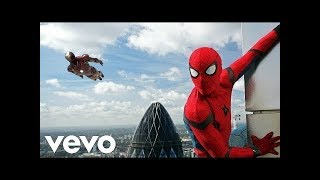 Spider-Man - Imagine Dragons Thunder Official Music video