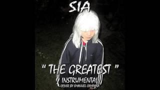 Sia - The Greatest (Instrumental) Karaoke (HQ)