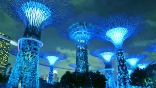 [HD] SINGAPORE GARDENS BY THE BAY FULL SHOW - GARDEN RHAPSODY SG50 tribute