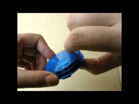 Custom Safety Clip On Reflector