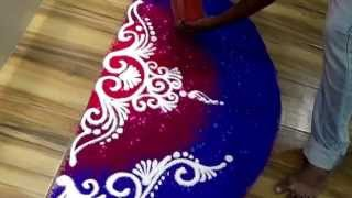Navratri Rangoli Diwali Special How To Draw Beautiful Sanskar Bharati