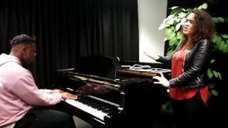 Childish Gambino - Redbone Cover | Vocal by Rachel Mcguire Lawanson