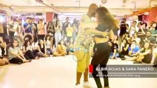ALIA 2015: Albir & Sara Kizomba Demo 2