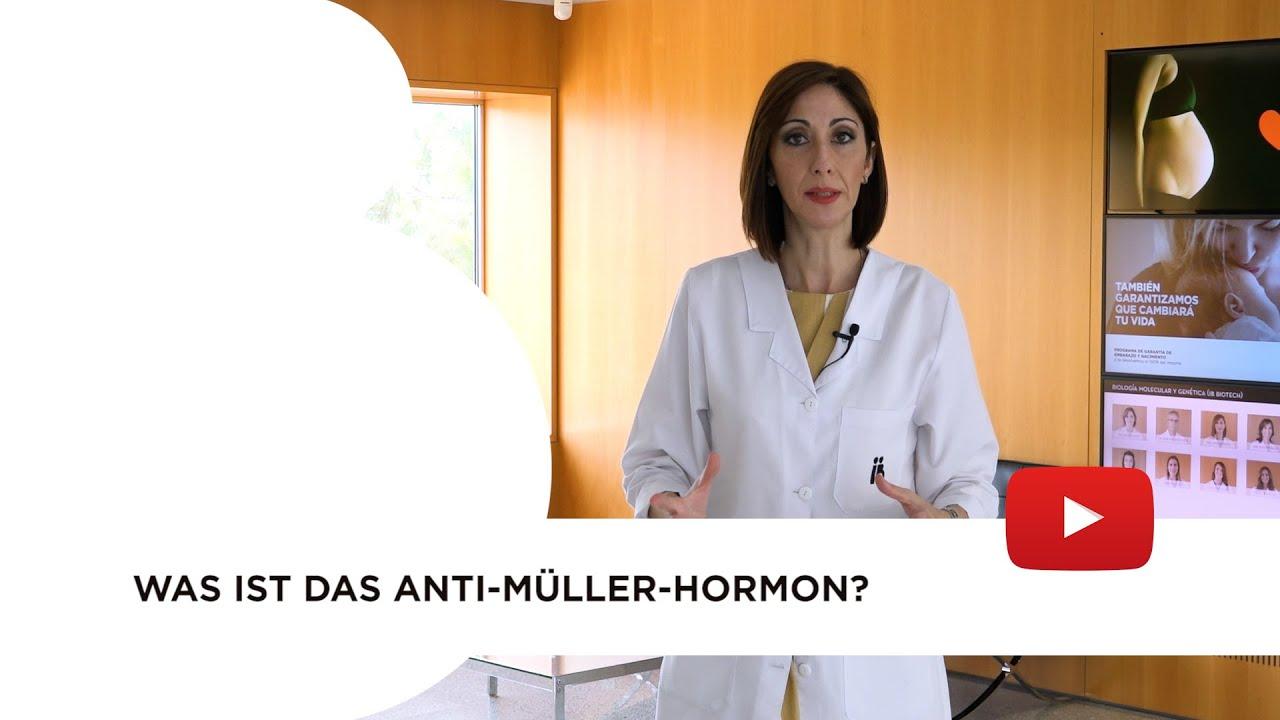 Anti-Müller-Hormon (AMH): Erfahren Sie das Alter Ihres Eierstocks