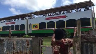 St. Kitts Scenic Railway Official Video