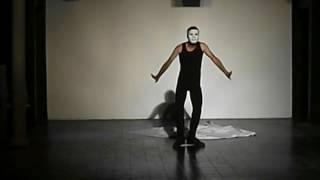 Stromae - Quand C'est - Racine Carrée Album - Dance Performance - Solo