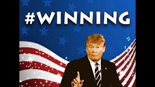 #WINNING (God Emperor Trump Music Video)