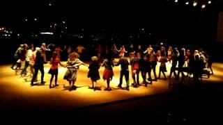 Baile de Danças Europeias - AJA EVENTOS 2015