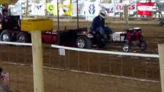 U of Idaho - Quarter Scale Tractor Pull