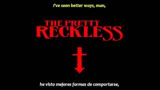 The Pretty Reckless - Heaven knows (inglés y español)