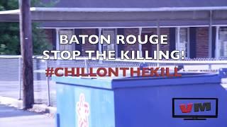 FULL VIDEO: DA REAL GEE MONEY MURDER SCENE- BATON ROUGE #CHILLONTHEKILL