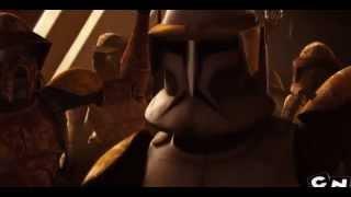 Star Wars The Clone Wars - Battle of Geonosis
