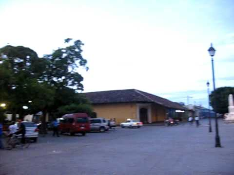 Granada Nicaragua central park