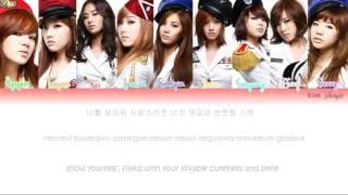 Girls' Generation (SNSD) (소녀시대) - Etude Lyrics (Han | Rom | Eng / Color Coded)