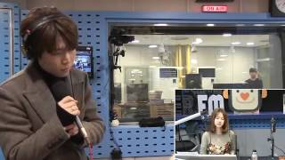 [SBS]박소현의러브게임,이 바보야, 정승환 라이브