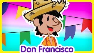 Don Francisco - Gallina Pintadita 3 - Oficial - Canciones infantiles para niños y bebés