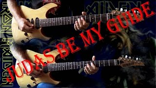 Iron Maiden - Judas Be My Guide FULL Guitar Cover