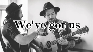 Amistat - We've Got Us (Lyrics Video)