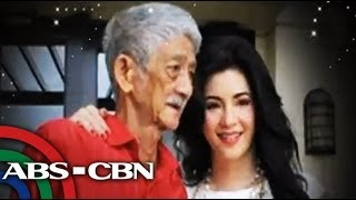 Regine's dad dies after her repeat concert