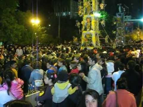 Corpus Christi procession, Cuenca, Ecuador