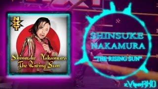 "►2016 : WWE Shinsuke Nakamura ""The Rising Sun"" by CFO$ [w/ DOWNLOAD LINK]"
