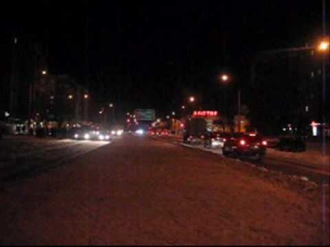 26.01.2010 Evening…Ukraine…Zaporizhzhya….wmv