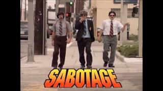 Beastie Boys - Sabotage (HQ audio only) (remastered 2009)
