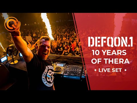 10 Years of Thera at Defqon.1