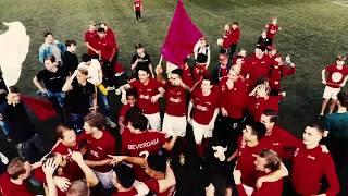 Screenshot van video Laat iedereen het horen, wij zijn Excelsioren! We Are The Champions!