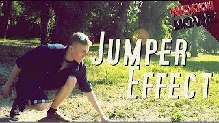 Эффект Телепортации /Jumper (Teleportation) effect Sony Vegas Pro