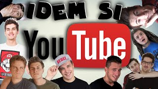 IDEM SI YOUTUBE  ● PanDee & Expl0ited ║Youtube Rap