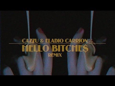 Hello Bitche Remix de Cazzu Letra y Video
