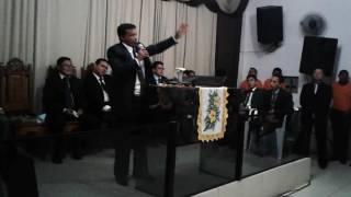 Cantor Delmir de Jesus Mesa Preparada
