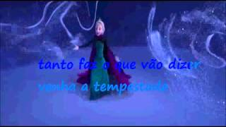 Frozen Karaoke Já Passou pt pt