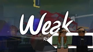 """Weak"" - AJR | Roblox Music Video"