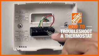 Troubleshooting Your Thermostat