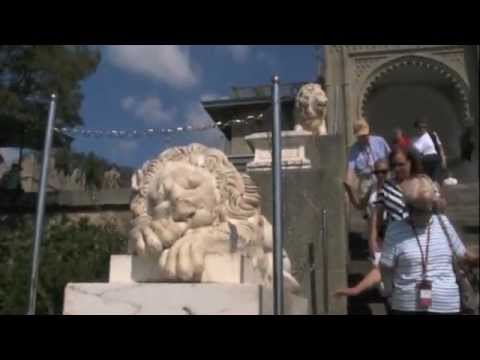 Alupka (Vorontsov) Summer Palace, Part II Yalta, Ukraine