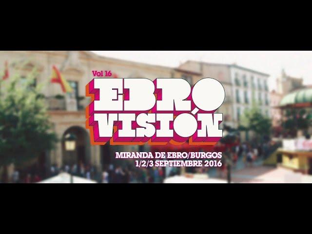 Aftermovie Festival Ebrovisión 2016.
