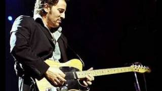 Bruce Springsteen - State Trooper (with lyrics)