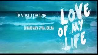 Edward Maya & Vika Jigulina - Love Of My Life  (Lyric Video)