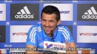 Joey Barton Funny Fake French Accent in Interview