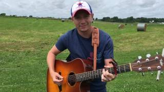 """Wild As You"" by Cody Johnson - Cover by Timothy Baker *MY MUSIC IS ON iTUNES!*"