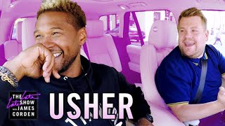 Watch Usher Carpool Karaoke