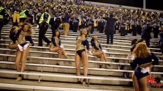"Southern University Marching Band & Dancing Dolls ""Sloppy Toppy"" by Migos (2016)"